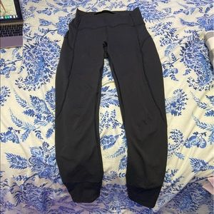 "Lululemon 28"" in movement online only pants"